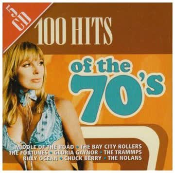 Various Artists - 100 Hits of the 70's