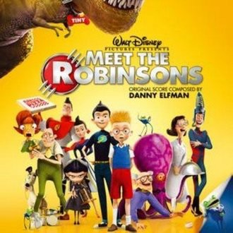 Orig.Soundtrack - Meet The Robinsons