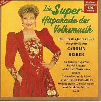 Diverse - Die Super-Hitparade der Volksmusik 1995