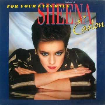 Sheena Easton - For Your Eyes Only - The Best Of