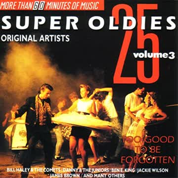 The Camps - Super Oldies 25 volume 3