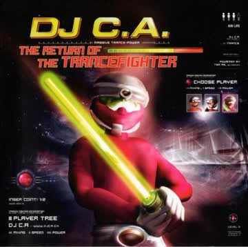 Various Artists - The Return of the Trancefighter