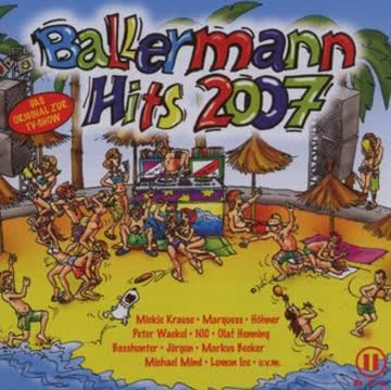 Various - Ballermann Hits 2007