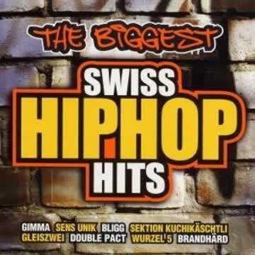 Various - Swiss Hip Hop Hits