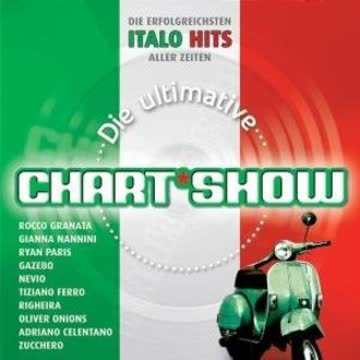 Various Artists - Die Ultimative Chartshow - Italo Hits