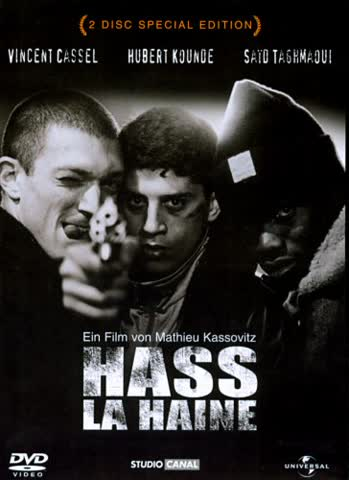 Hass - La Haine [Special Edition] [2 DVDs]