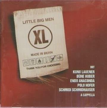 Little Big Men - Extra Large