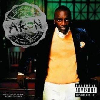 Akon - Konvicted (Platinum Edition)