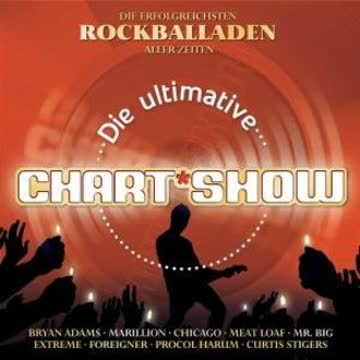 Various Artists - Die Ultimative Chartshow - Rockballaden