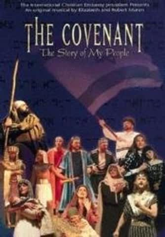 ICEJ Jerusalem - The Covenant - The Story of my People - Musical (DVD)