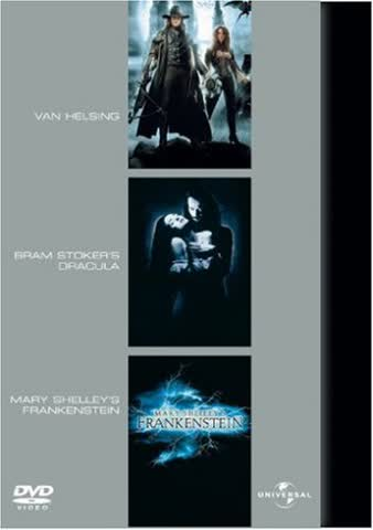 Stokers Dracula/She Dvd S/T Triple 3dvd [Import allemand]