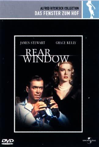 Alfred Hitchcock Collection - Das Fenster zum Hof