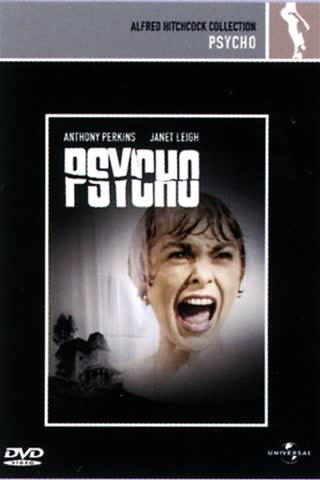HITCHCOCK COLLECTION-PSYC - MO [DVD] [1960]