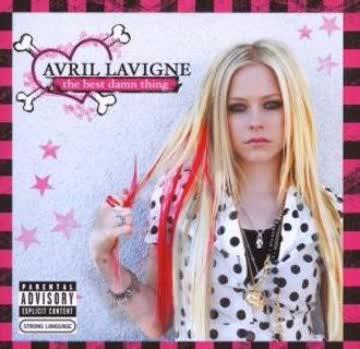 Avril Lavigne - The Best Damn Thing/Ltd. ed.