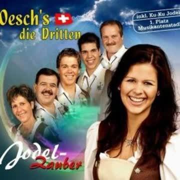 Oesch's Die Dritten - Jodel-Zauber