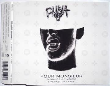 Big Audio Dynamite - I Turned Out a Punk