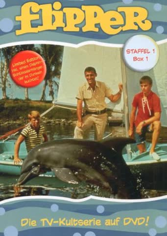 Flipper - Staffel 1, Box 1 [2 DVDs]