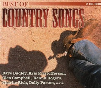 Diverse - Best of Country Songs