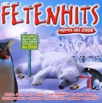 Various - Fetenhits Apres Ski 2008