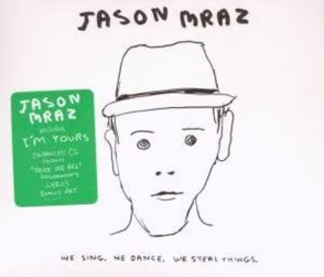 Mraz Jason - We Sing.We Dance.We Steal(Slimline-Digipak)