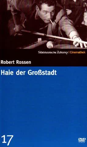 Haie der GroÖtadt, 1 DVD, dtsch. u. engl. Version