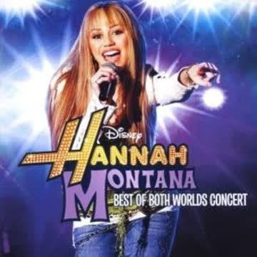 Ost - Hannah Montana/Miley Cyrus (Live)