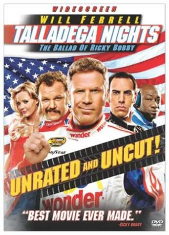 Talladega Nights - The Ballad of Ricky Bobby (Unrated Widescreen Edition)