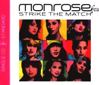 Monrose - Strike The Match(2track)