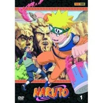 Naruto - Vol. 01, Episode 01-05