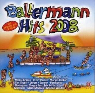 Sampler - Ballermann Hits 2008