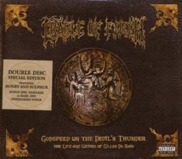 Cradle Of Filth - Godspeed On The Devil's Thunde