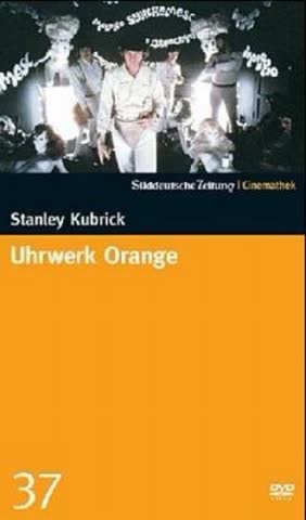 Uhrwerk Orange, 1 DVD, dtsch. u. engl. Version