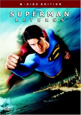 Superman Returns (2-Disc Edition) [DVD] [2006]