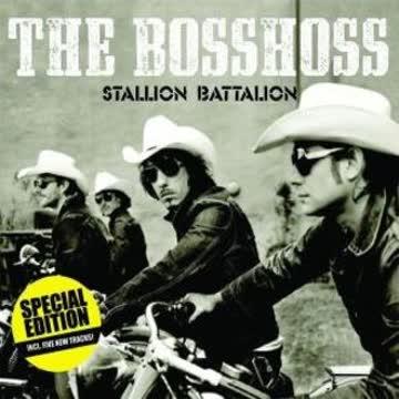 the Bosshoss - Stallion Battalion (Erweitertes Tracklisting)