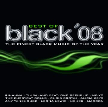 Various - Best of Black 2008