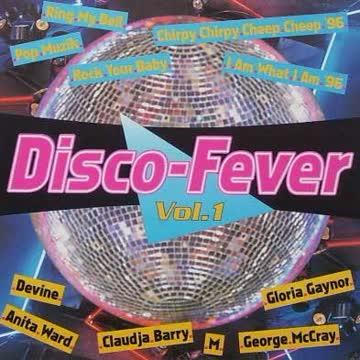 Various - Disco-Fever Vol. 1 (Euro Trend CD 157.151)