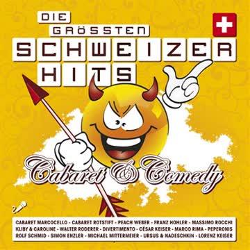 Cabaret Rotstift - Die Grössten Schweizer Hits - Cabaret & Comedy