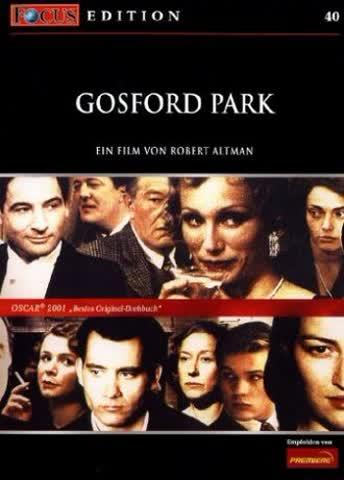 Gosford Park - FOCUS-Edition