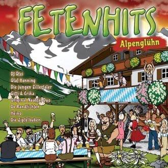 Various - Fetenhits Alpenglühn