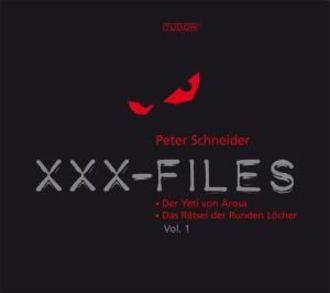 XXX Files Vol. 1: Runde Löcher, Yeti.