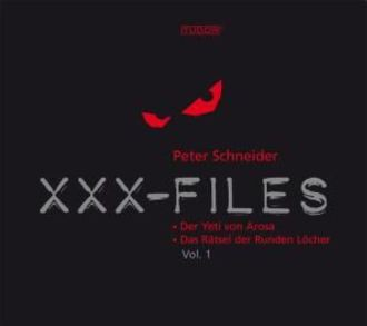 XXX Files Vol. 1: Runde Löcher, Yeti.