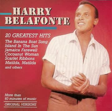 Harry Belafonte - 20 Greatest Hits