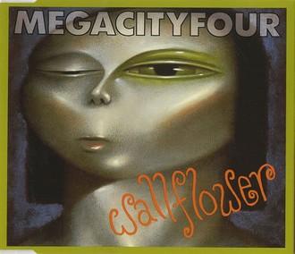 MEGA CITY FOUR MEGA CITY 4 - WALL FLOWER ( 3 TRACK CD )