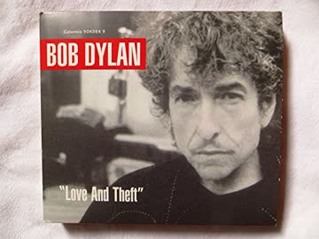 Bob Dylan - Love And Theft (Multi FOC Limited Edition+ Bonus CD) (2CD)