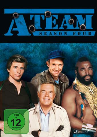 A-Team Season 4 [Import allemand]