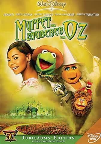 Muppets der Zauberer Von Oz - Jubiläums-Edition [Import allemand]