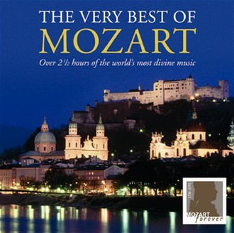 Diverse - Very Best of Mozart