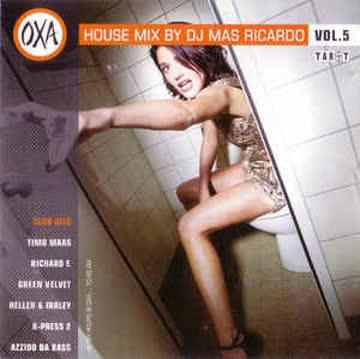 Various Artists - Oxa House Vol. 5 Mixed By Mas Ricardo