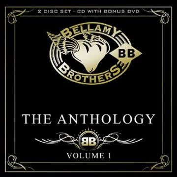 the Bellamy Brothers - The Anthology-Vol.1
