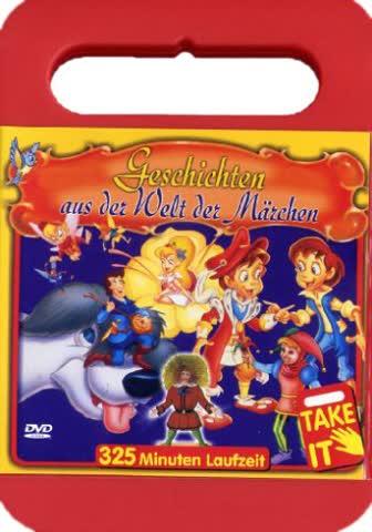 Geschichten aus der Welt der Märchen - Kinderköfferchen